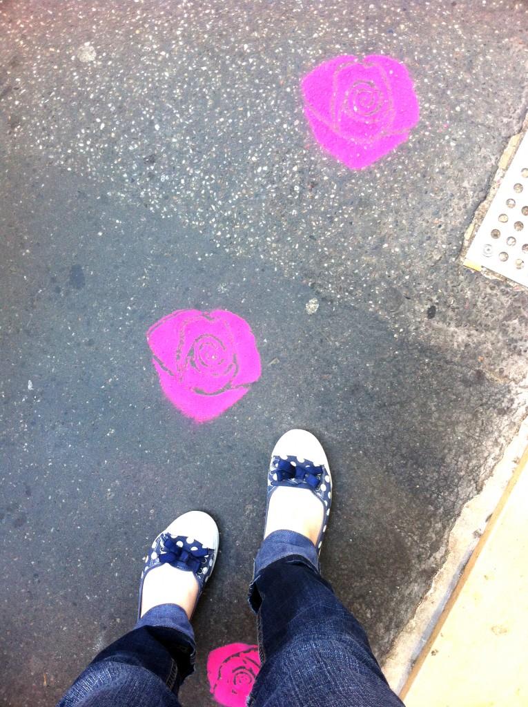 roses rue