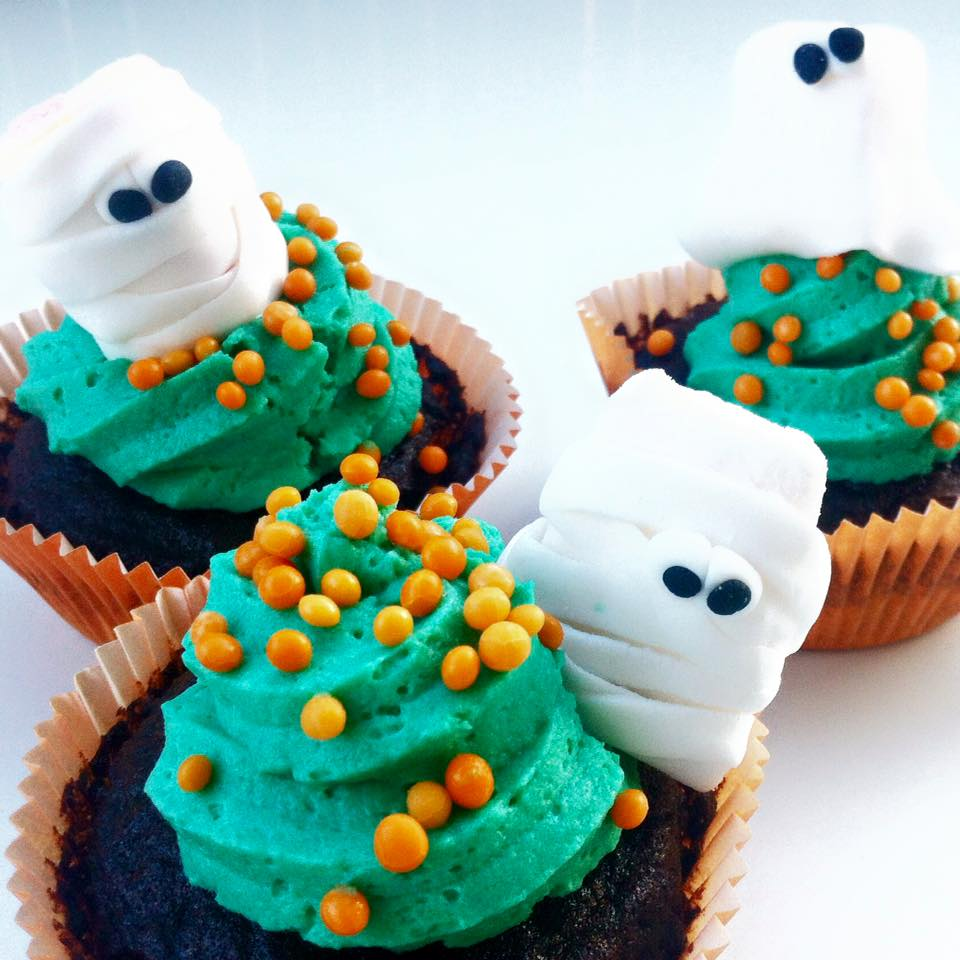 Cupcake Momie