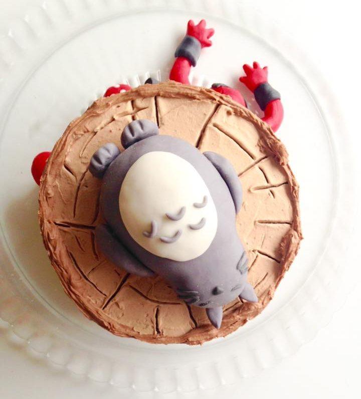 Gâteau d'Anniversaire #12