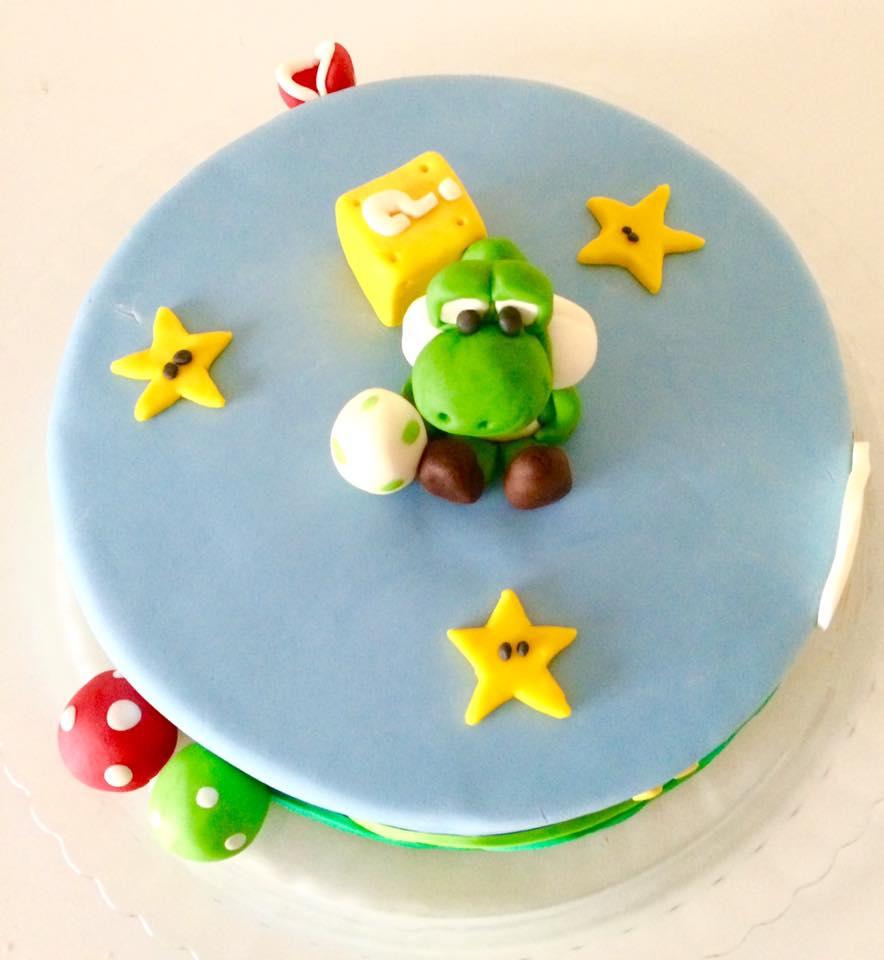 Gâteau d'Anniversaire #13