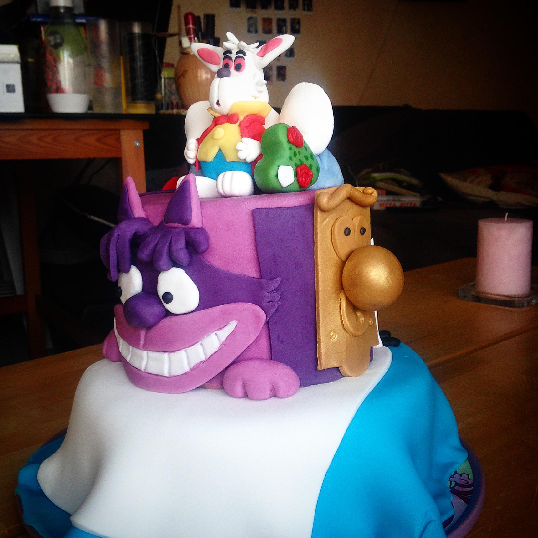 Gâteau d'Anniversaire #18